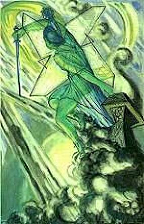 The Princess of Swords